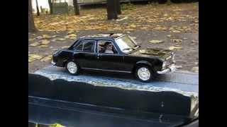 Peugeot 504 - For Your Eyes Only