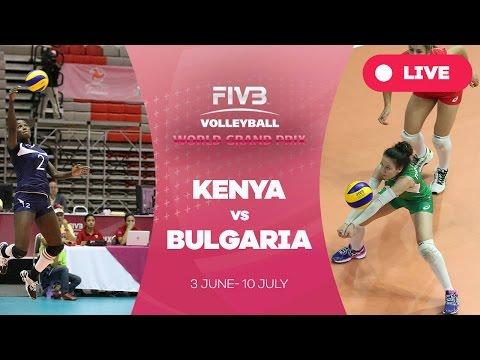 Kenya v Bulgaria - Group 2: 2016 FIVB Volleyball World Grand Prix