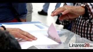 20190526   Linares28   Ronda votaciones de candidatos y candidatas