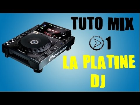 tuto mix 1 apprendre les bases du mix la platine dj youtube. Black Bedroom Furniture Sets. Home Design Ideas