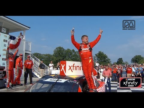 See the Xfinity Series highlights from Road America