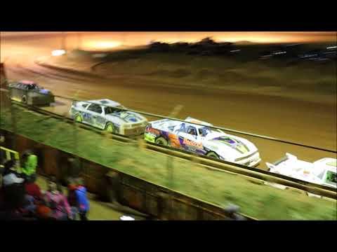 Travelers Rest Speedway Stock 8 / Crate Sportsman / Heat / 04202018