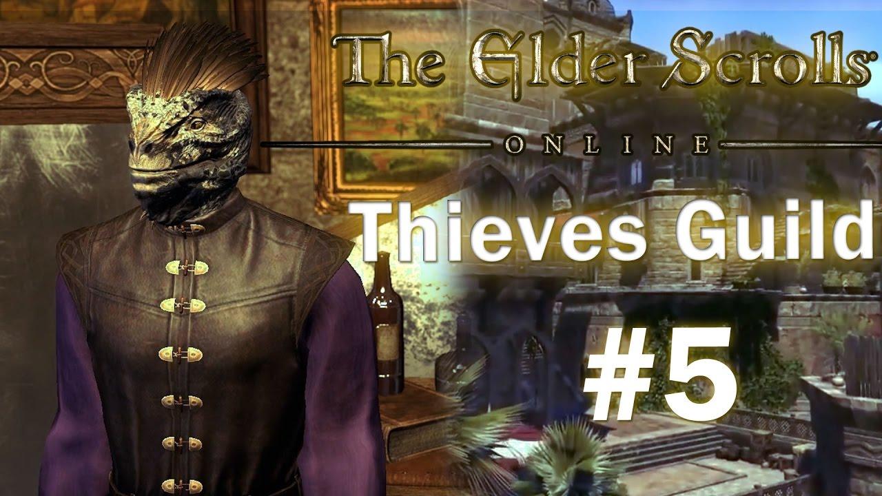 Shell Game | Elder Scrolls Online: Thieves Guild DLC #5