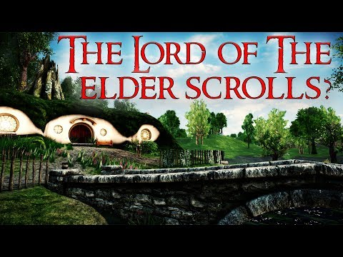 A New Epic 'Lord of The Rings' Mod for Skyrim With 30 Hours of Playtime thumbnail