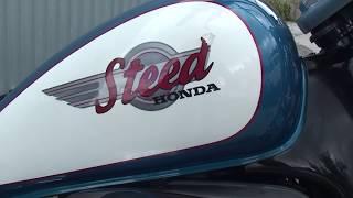 K8522 HONDA STEED 400