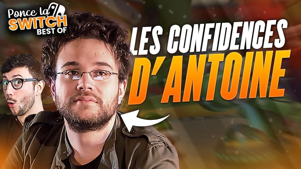 ANTOINE DANIEL SE CONFIE ! – PONCE LA SWITCH (BEST OF) avec @MrAntoineDaniel & Cie.