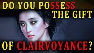 Do you possess the gift of clairvoyance? Personality test psychology! Magic Tests
