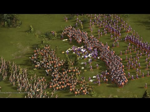Cossacks 3 - 4v4 WATCH YOUR BACK | Multiplayer Gameplay