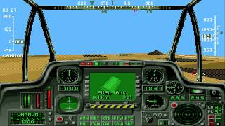 Amiga Gunship 2000 Part 1