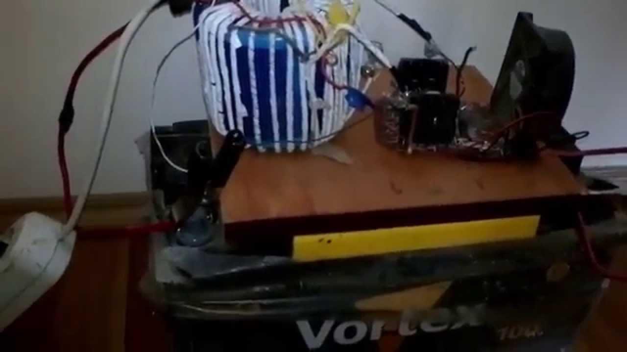 преобразователь 12 в 7 вольт схема