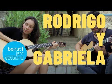 Rodrigo y Gabriela - The Soundmaker   Beirut Jam Sessions