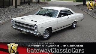 1966 Mercury Comet Cyclone GT Stock # 985-DET
