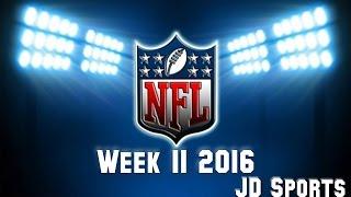 nfl week 11 predictions jd sports full show