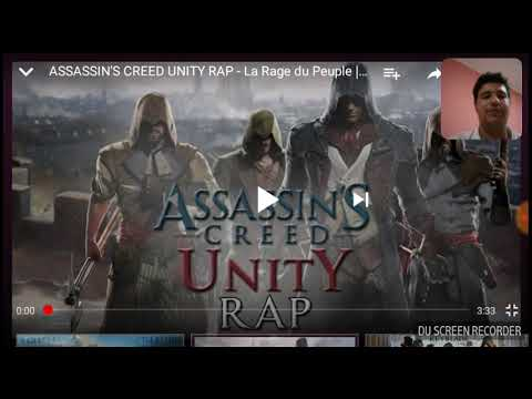 Video reacción de assassin's creed unity