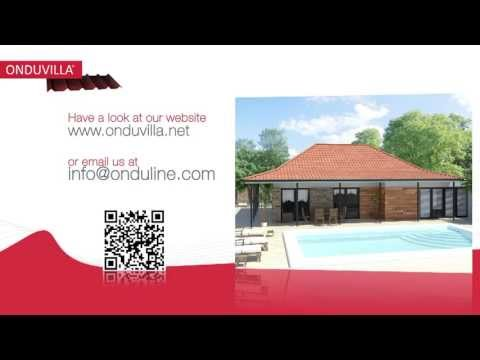 [Made by me] How to install Onduline Onduvilla roofing for residential applications