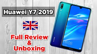 Huawei Y7 2019 review after 1 week of use. A great phone overall