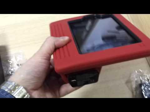 Мультимарочный сканер Scandoc Compact для диагностики