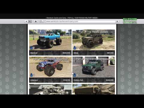 gta online how to buy vehicles