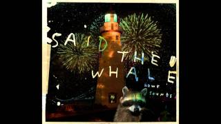 Watch Said The Whale Lady Hourglass Your Heads On Fire video
