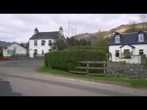 Lochgoilhead to Arrochar, Scotland