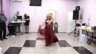 Танец мамы на свадьбе сына