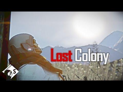 Lost Colony - Space Engineers Scenario