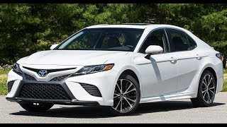 Tout sur la nouvelle Toyota Camry 2018 | Virage PLUS!