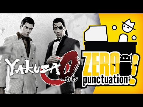 Yakuza 0 (Zero Punctuation)