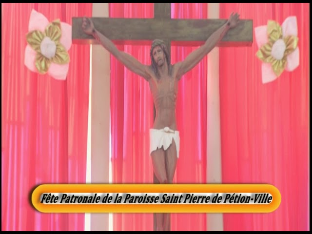 Fête Patronale de la Paroisse Saint-Pierre de Pétion-Ville 29 Juin 2020
