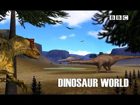 Dinosaur World — Full Game Walkthrough (PC, 2001) | Walking with Dinosaurs  Official Game