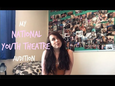 ❀ My National Youth Theatre Audition and Result ❀
