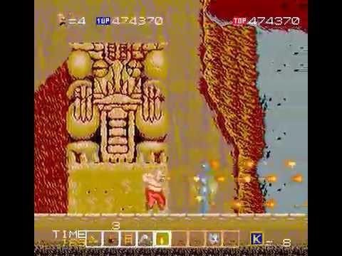 Arcade Longplay [461] Karnov