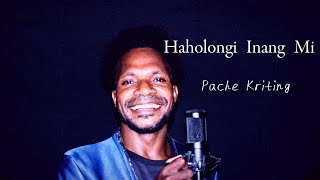 Cover HAHOLONGI INANG MI Style Voice - Ronny Gwenjau (pache kriting)