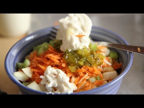 Warm Macaroni Salad Recipe - Southern Queen of Vegan Cuisine 15/328