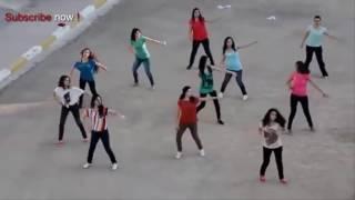 روعة ♪♫ رقص طالبات كلية الطب تونس ◄ على اغنية انت معلم ◙ HD