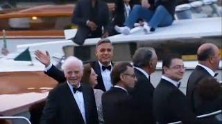 Венеция превратилась в Голливуд на время свадьбы Джорджа Клуни (новости) http://9kommentariev.ru/