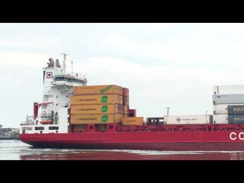 Containerships VI, IMO:9188518 - 2017-04-29