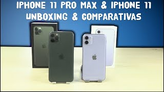 iPhone 11 Pro Max & iPhone 11 VAMOS DE COMPRAS!!