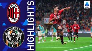 Milan 2-0 Venezia   Milan continue their positive streak   Serie A 2021/22