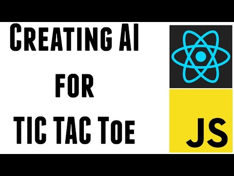 Creating an AI for Tic-Tac-Toe with the Minimax Algorithm