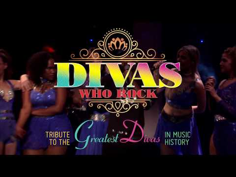 Divas Who Rock – Tribute to the Greatest Divas in Music History