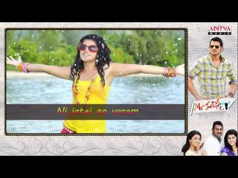 Mr Perfect Songs With Lyrics - Dol Dol Dol Song - Prabhas, Kajal Aggarwal, Tapasee Pannu