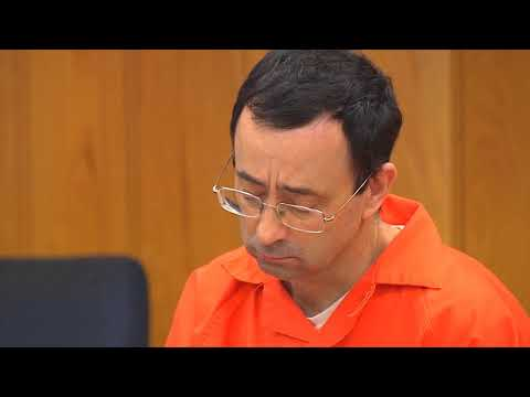 A poem from a 12-year-old victim to Larry Nassar