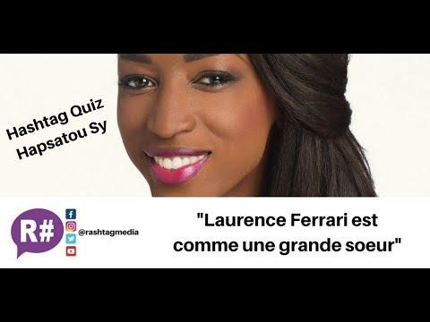 P2 / Laurence Ferrari, Vincent Cerutti, TPMP, Omar Sy : le Hashtag Quiz d'Hapsatou Sy