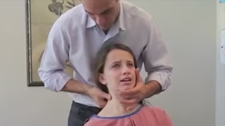 Download Dr. Ian - Young Girl has ACUTE NECK PAIN - FIXED by Gonstead Chiropractic Mp3 and Videos