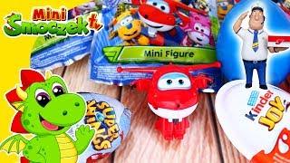 Super Wings Dżetek i Saszetki Niespodzianki Zabawki Bajki Dla Dzieci Po Polsku