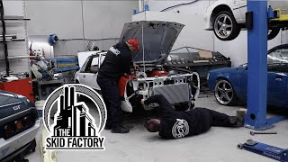 Building a Barra Powered Mustang for Dragweek 2019 [EP2]