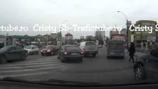 Altercatie in trafic-Sibiu.