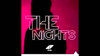 Avicii the night