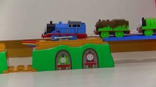 きかんしゃトーマス テコロでチリン♪ プラレール チョコレートパーシー Thomas & Friends Chocolate Percy